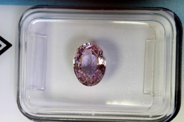 Pink Sapphire - 1.31 ct - No Reserve Price