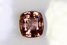 Pinkish Orange Spinel – 1.07 ct