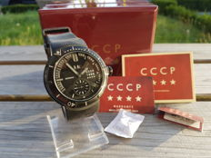 CCCP Kashalot Submarine - Diver's watch - Never worn - 2017