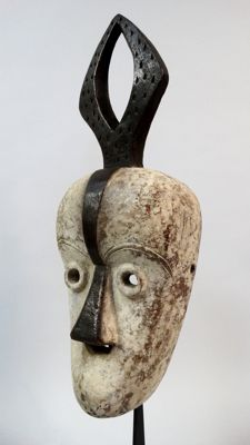 Dance mask - TSOGHO - South East Gabon