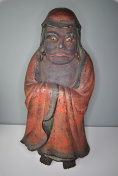Bodhidarma (Daruma) – Japan – early 20e century (Meiji period)