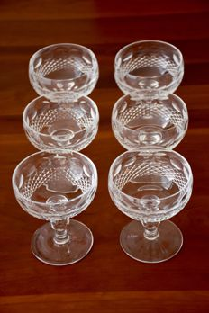 Waterford Crystal - 'Colleen' stemware (34 pieces)