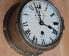 Smiths Astral-Seven Jewels - antique ship's clock