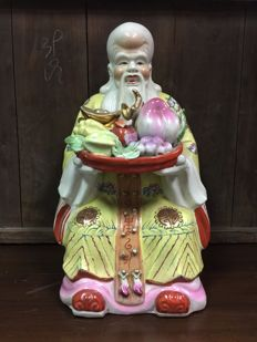 Huge & beautiful Shou Character - China - late 20th century