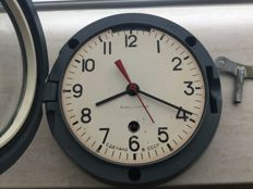 Original Russian CCCP Marine Submarine clock - January 1980