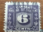 Canada accise (6 cents)