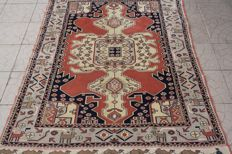 Beautiful & Original Persian Iran Handknotted 120x200 cm Top Quality & Condition