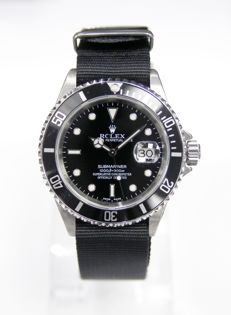 Rolex - Submariner - 16610 - Miehet - 2000-2010