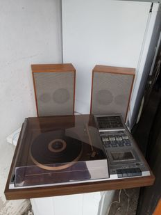 PHILIPS 990 Very good stereo set from the Netherlands