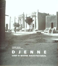 4 books on Djenné, Mali. 1991 - 2003