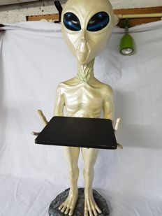 Alien - side table.