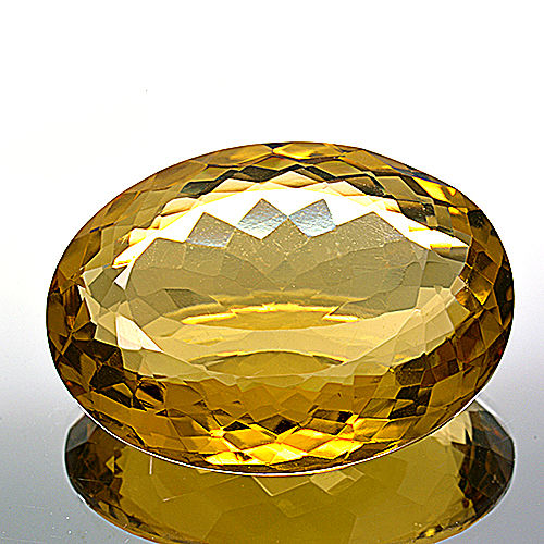 Citrine – 38.41 ct – No Reserve Price