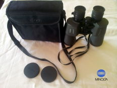 Binoculars Minolta ZOOM Standard EZ 8x 20 x 50 2.6 at 20x NEW ***NO reserve price ***