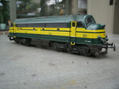 Märklin H0 - 34661 - Diesel locomotive series 54 of the SNCB / NMBS