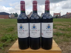 2009 Lacoste Borie, Second wine Grand Puy Lacoste, Pauillac - 3 bottles