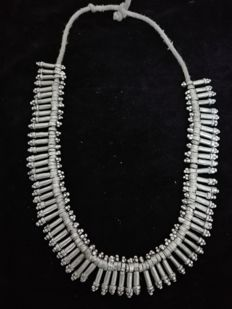 Old Ethiopian Oromo phalus necklace - 2nd half of xx century