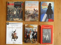 Books: Lot of six English-language books on Napoleonic military history.