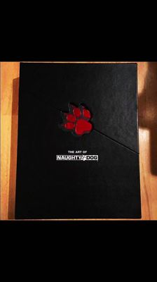 Art of Naughty Dog (Hardback) Limited Edition - Anniversary Collector's Book