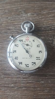 "Sprint stopwatch ""Compteur de sport"" – 20th century."