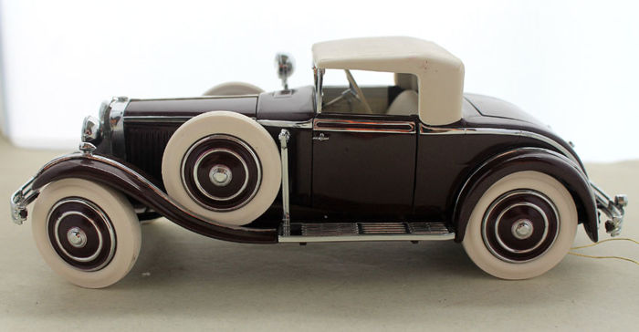 "Franklin Mint - 1925 ""Hispano-Suiza Kellner"" - H6B - scale 1:24"