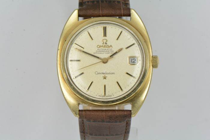 Omega Constellation Men's wrist watch from 1969!