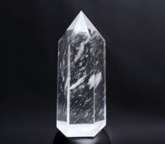Perfect Quartz point - 19.4 x 8.2 x 7 cm - 1430 gm