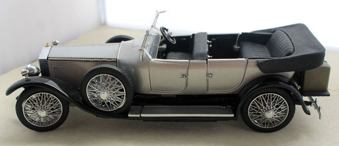 Franklin Mint - 1925 Rolls Royce Silver Ghost - 1:24