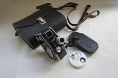 """Ekran"" - mechanical movie camera.The USSR 1961 to 1963. Production of KOMZ (Kazan).Very good condition."