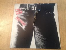 The Rolling Stones - Sticky Fingers - Original Andy Warhol Sleeve including zipper