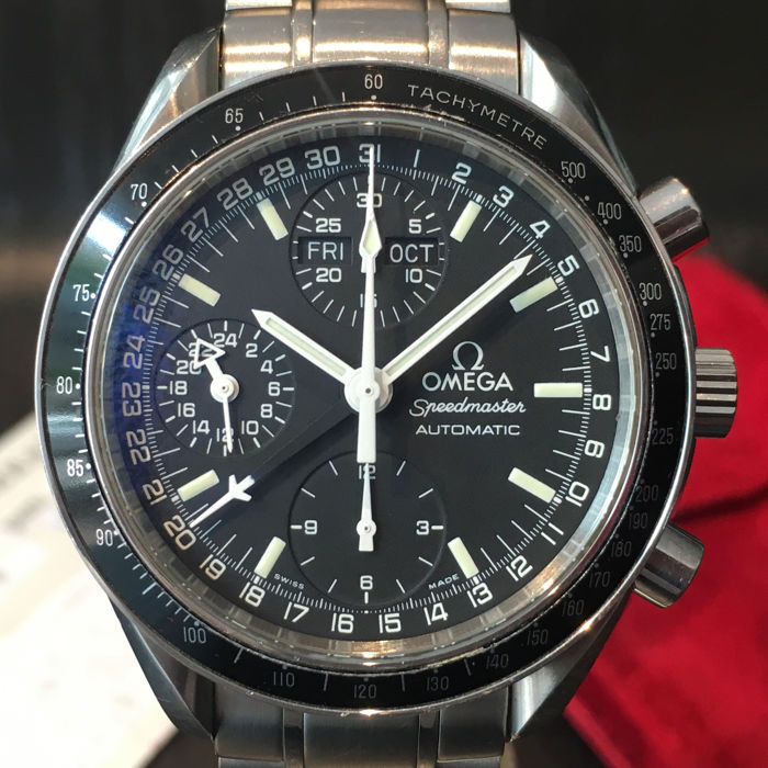 omega speedmaster triple date Jomashopcom features a huge selection of authentic omega watches at low prices, including omega seamaster, omega constellation and omega speedmaster watches plus, get free fast shipping on all omega watch orders.