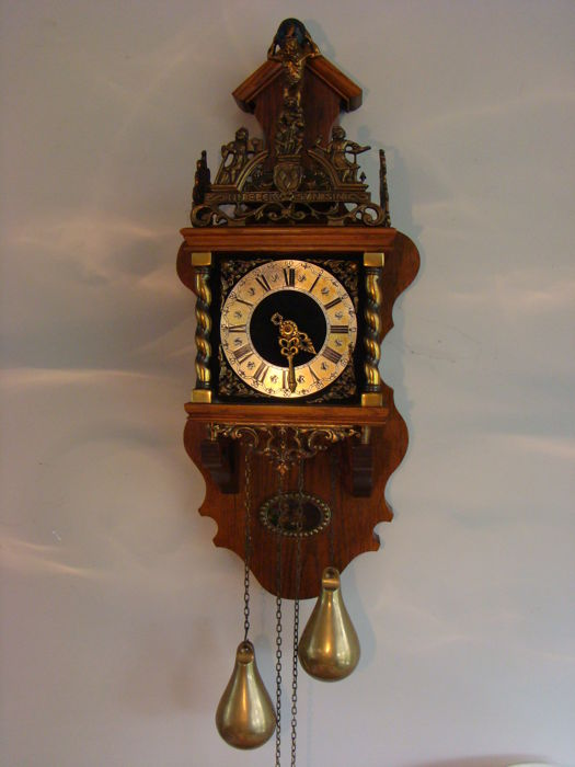 Large model Zaandam clock - Period 1970