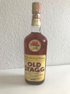Old Stagg - bottled in the 1970s