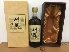 Nikka Taketsuru 21 years old
