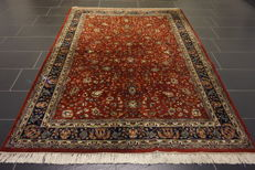 Oriental rug Indo Nain 170 x 240cm, made in India at the end of last century