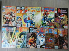 Marvel UK Comic Set - Including Dark Angel, Knights Of Pendragon, Motormouth, Mys-Tech Wars + More - 71x sc (1991/1994)
