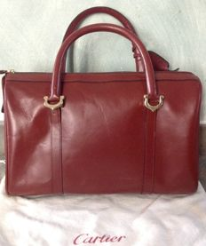 Cartier – Bowler bag.