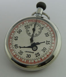 Leonidas Swiss military stopwatch, around 1960