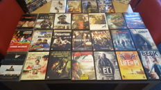 DVD collection ca 200 DVD movies/series