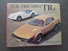 Book; Signed - Chris Harvey - TR for Triumph - 1983