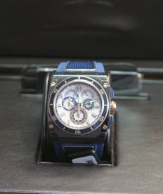 Midway Chronograph large date – E1103F.04B-03A – men's – 2011-today