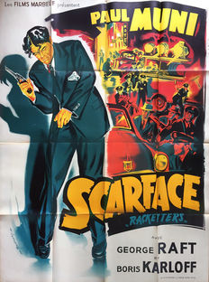 Belinsky - Scarface (Howard Hawks, Paul Muni) - circa 1950