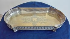 Royal Sheffield Oval Tray