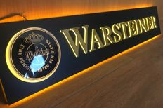 WARSTEINER - Lit sign - 1970