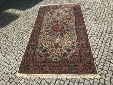 Old Persian Ardebil Rug  with certyfikate 250x140cm