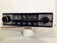 Blaupunkt Munster classic vintage car radio from the 1960s/1970s for Porsche 911, 912 914, 356, BMW, Mercedes,Opel, Ford and others