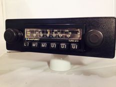 Blaupunkt Turin M14 classic car radio for Porsche 911, 912, BMW, Mercedes, Ferrari, Alfa Romeo, Volkswagen and others