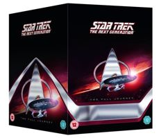 Star Trek Next Generation dvd
