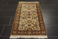 Orient carpet Indo Nain  75 X 140 cm Made in India end of last century