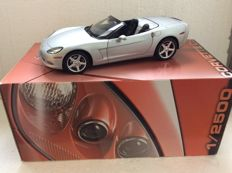 Hot Wheels - Scale 1/12 - Corvette C6 Convertible - Limited edition 2500