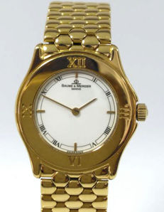 Baume & Mercier – Gold 18k – Ladies' – 1990-1999